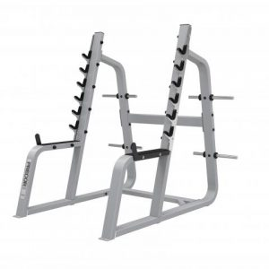 Precor 608 Squat Rack
