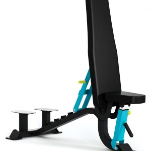Pulse 1015H FID BENCH WITH SPOTTER STEP