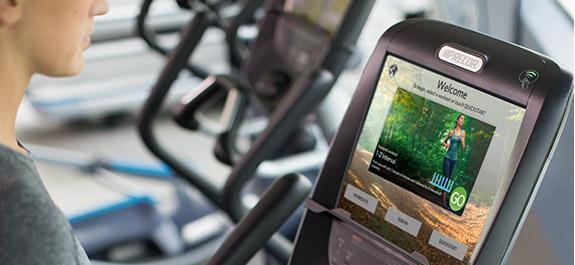 Preva® Networked Fitness
